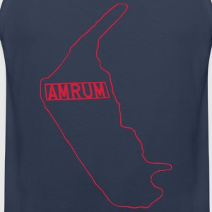 AMRUM - Mannen Premium tank top