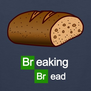 Breaking Bread - Premium singlet for menn