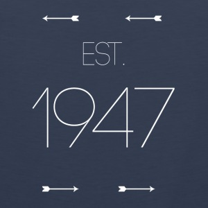EST 1947 - Men's Premium Tank Top