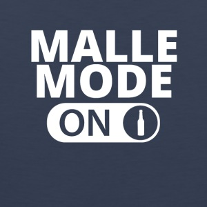 MODE ON MALLE - Canotta premium da uomo