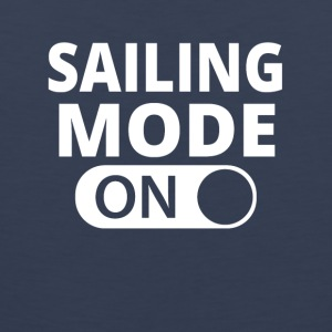 MODE ON SAILING - Männer Premium Tank Top