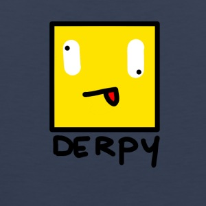 Derpy - Men's Premium Tank Top
