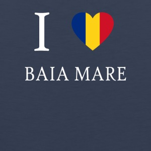 Love Romania BAIA MARE - Men's Premium Tank Top