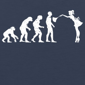 EVOLUTION HOUSEWORK! - Men's Premium Tank Top