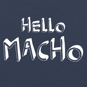 MACHO - Premium singlet for menn