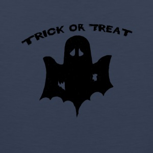 trick or treat Trick or Treat Halloween - Men's Premium Tank Top