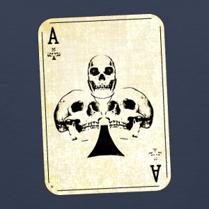 Ace of skulls - Men's Premium Tank Top
