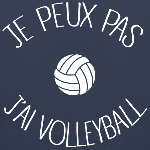 Je peux pas.. Volleyball