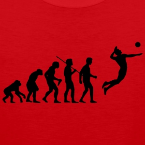 Volleyball Evolution - Männer Premium Tank Top