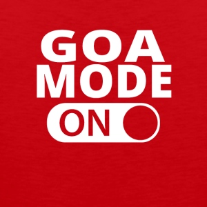 MODE ON GOA - Premiumtanktopp herr