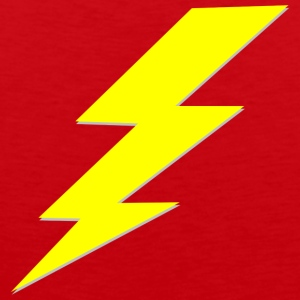 lightning - Men's Premium Tank Top