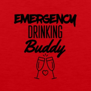 Emergency drinking buddy - Men's Premium Tank Top