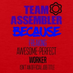 Team assembler - Men's Premium Tank Top