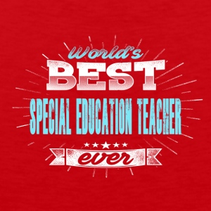 Special Education Teacher - Men's Premium Tank Top