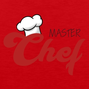 Chef / Chef Cook: Master Chef - Men's Premium Tank Top