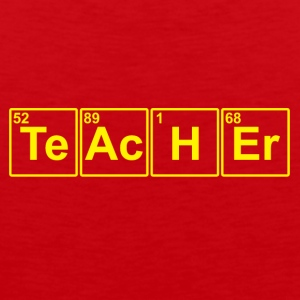 Chemistry teacher - Men's Premium Tank Top