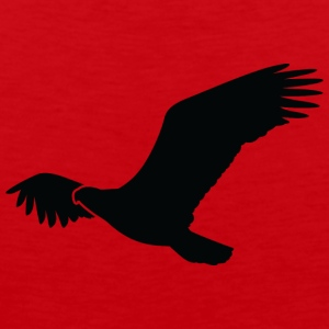 A Soaring Eagle - Men's Premium Tank Top