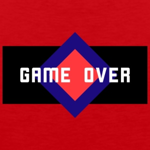 Game Over - Débardeur Premium Homme