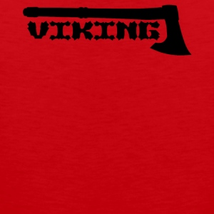 Viking ax - Men's Premium Tank Top