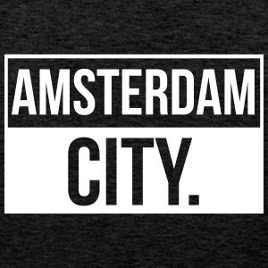 Amsterdam City - Men's Premium Tank Top