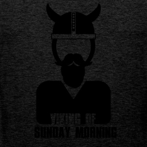 VIKING OF SUNDAY MORNING - Canotta premium da uomo