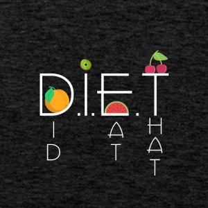 DIET - Men's Premium Tank Top