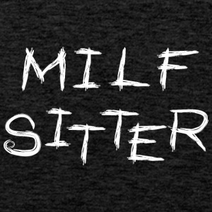 MILF Sitter - Men's Premium Tank Top