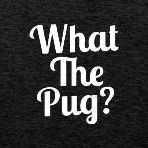 What the Pug? - Men's Premium Tank Top