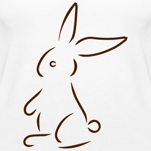 Rabbit - Women's Premium Tank Top