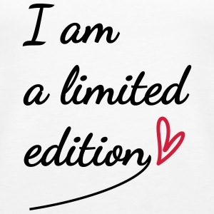 I am a limited edition - Women's Premium Tank Top