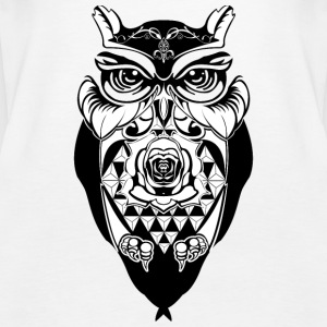 owls - Women's Premium Tank Top