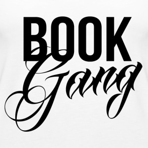 Book Gang - Premium singlet for kvinner