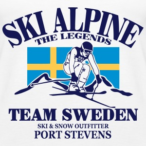 ski - alpine  - sweden