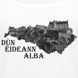 Edinburgh Castle Schottland - Frauen Premium Tank Top