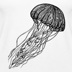jellyfish - Women's Premium Tank Top