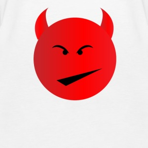 Christmas gift new beautiful new funny devil - Women's Premium Tank Top
