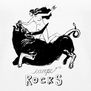 Europe Rocks - Women's Premium Tank Top