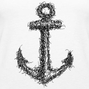Marine anchor - Women's Premium Tank Top