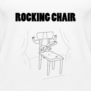 Rocking Chair - Women's Premium Tank Top