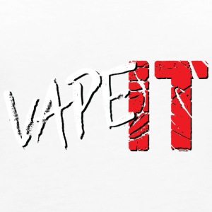 Vape it - Women's Premium Tank Top