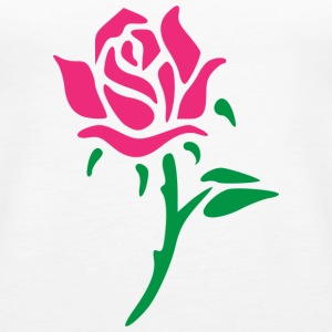 rose - Women's Premium Tank Top