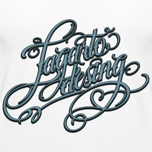 LAGATODESIGN - Frauen Premium Tank Top