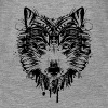 Wolf head - Women's Premium Tank Top