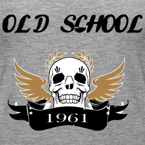 Old school1961 - Women's Premium Tank Top
