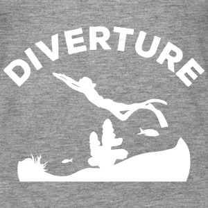 DIVERTURE Freediving Reef - Tank top damski Premium