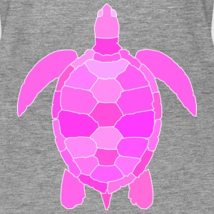 Pink turtle - Women's Premium Tank Top