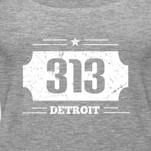 Detroit 313 - Frauen Premium Tank Top