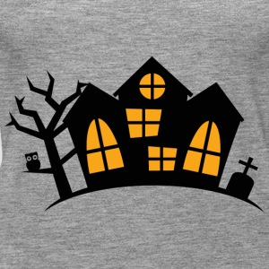 Haunted House - Canotta premium da donna