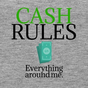 Cash rules - Frauen Premium Tank Top