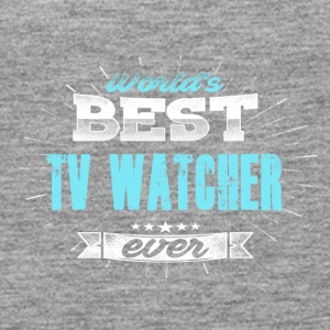 World's Greatest TV Shiver - Women's Premium Tank Top